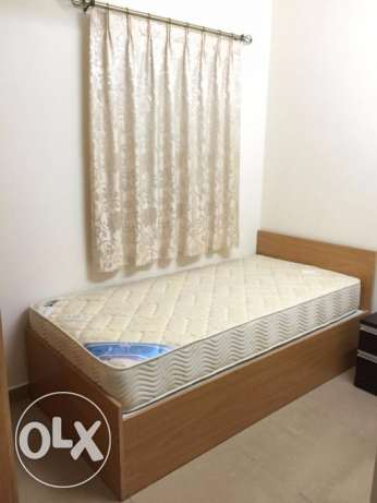 Amazing Deal 3BHK Fully Furnished maid room in alkhawir near park inn مسقط -  8