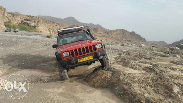 Jeep Khaliji limited السيب -  4