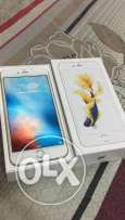 Brand new Apple iphone 6s plus 64gb with 1 year international warranty