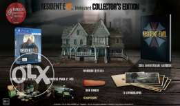 Resident evil 7 collectors edition available