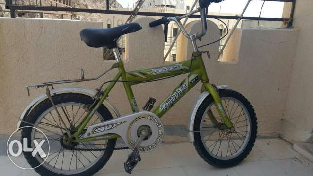 Bicycle with pump ti fill air