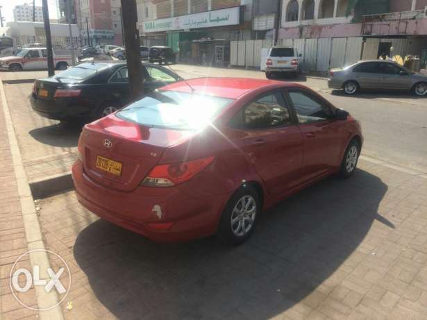 Acente 2014 model 1.6 auto. Call only السيب -  8