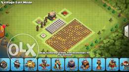 Clash of clans account, contact my email or mssg to whatsapp