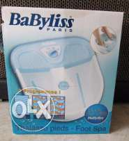 Babyliss foot spa for the nights after the tiring work at your office