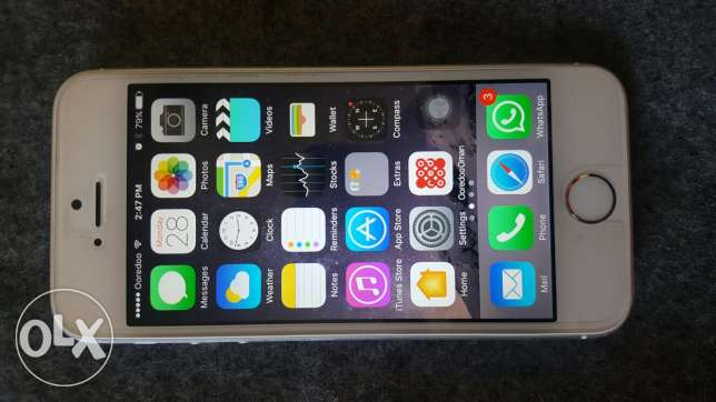 iphone 5S 32GB with Clear Coat مسقط -  2