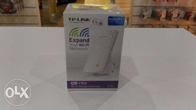 Networking TP-Link AC 750 RE 200 القرم -  1