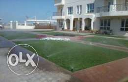 new and nice villa for rent in bosher almona inside complex