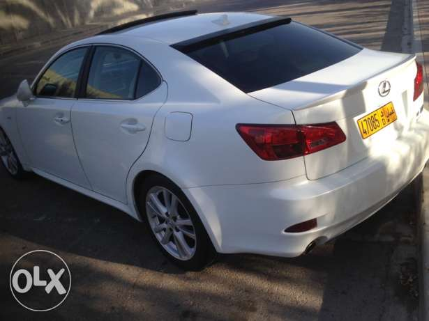 lexus is 350 full option 2007 مسقط -  2