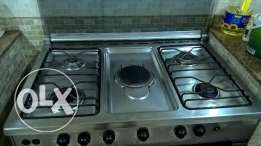 Cooking top for Sale - 5 Burner (1 Freebie as well with this)