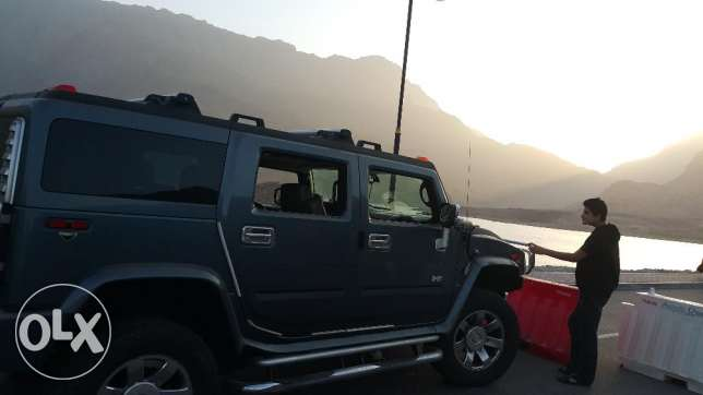 Hummer h2 first owner 2006