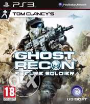 Ghost recon ps3العاب