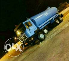 Water tanker for sell or rent