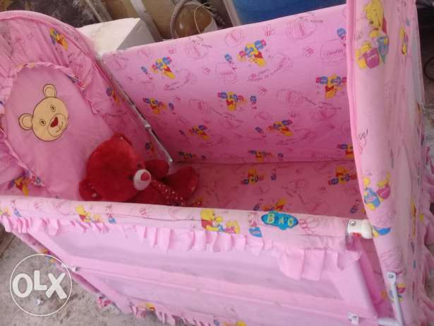 Beby cot for sell