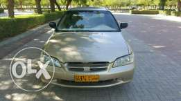 I want to sell my Honda accord 98