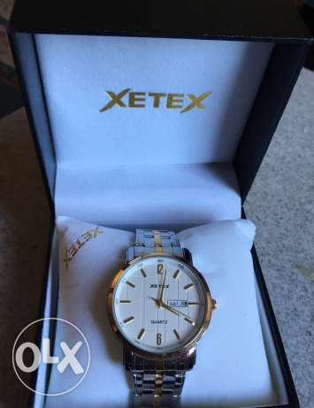 Price Reduced - Original used XETEX Watch for Sale مسقط -  2