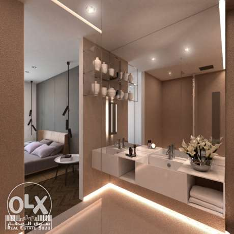 Luxury one bedroom apartment for sale in Muscat Hills مسقط -  6