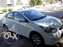 HYUNDAI ACCENT 2014 MODEL in top condition for sale