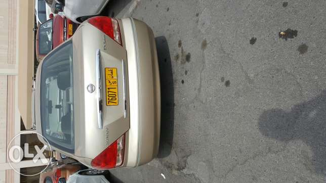 Nissan Sunny very good condition مسقط -  2