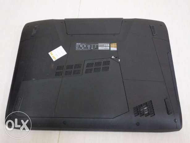 Asus G751J gaming laptop. مسقط -  7