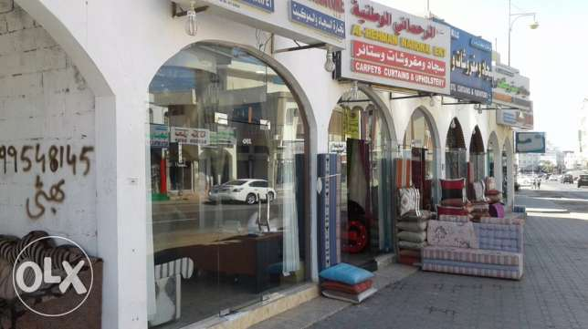 shop for sale السيب -  2