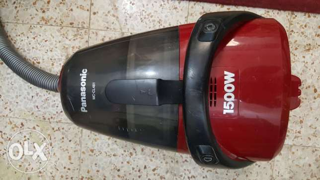 Panasonic vacuum cleaner for sale