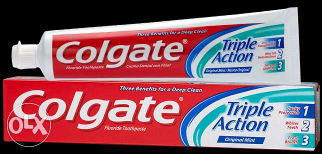 cold gate toothpaste for sale