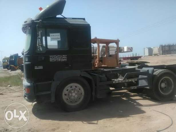 Man truck Good condition