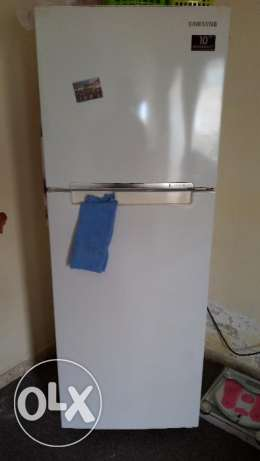 Samsung Fridge White