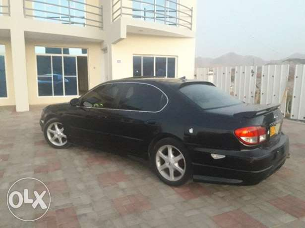 Infiniti i35 royal black