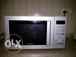 Combination Microwave With Grill & Convection Samsung 28 Ltrs.- 45 OMR