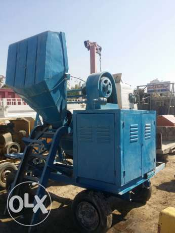 lebanon mixture machine with lift مسقط -  1
