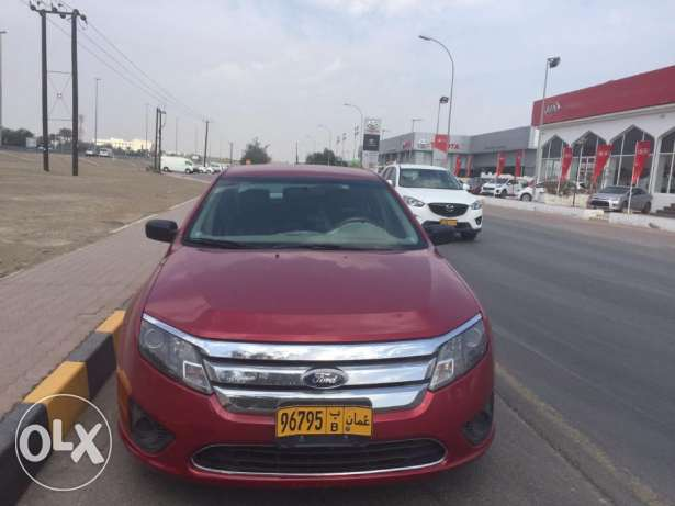 Ford fusion (expat driven)