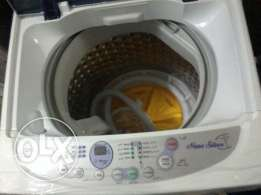 unused Top load full automatic washer DAEWOO 8 KGS