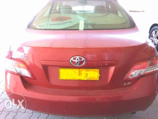 Expat Driven Toyota Camry in Mint Condition صحار -  2