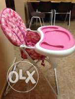 High chair for 5 omr