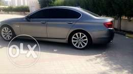 BMW535i Twin Turbo 2011 خليجي