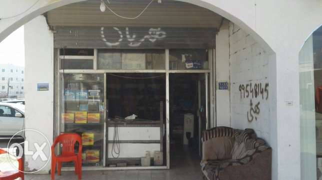 shop for sale السيب -  1