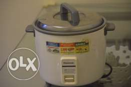 Panasonic Rice Cooker/Steamer