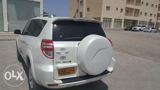 Rav 4 Limited 2012 GCC