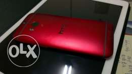 Htc one m8 red rare!!!