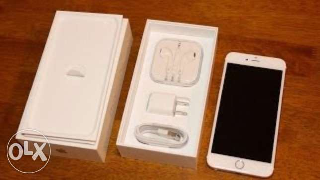 apple iphone 6 plus gold new