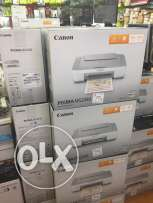 sale sale canon 3in1 color Inkjet printer only 15rials in Gulfcomputer