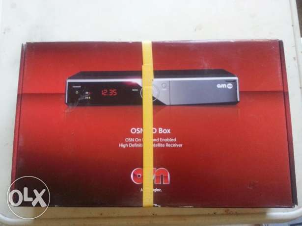 OSN TV Receiver - New Unused unopened packed peice
