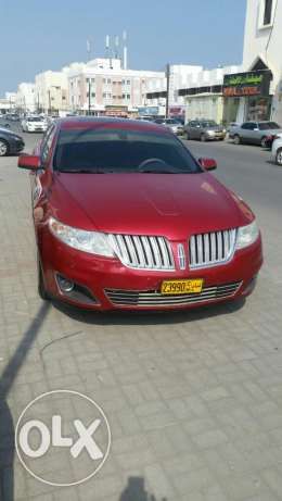 Lincoln M K S sunroof 2 السيب -  6