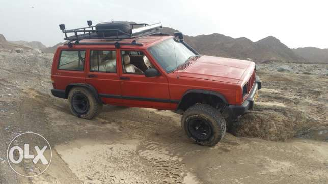 Jeep Khaliji limited السيب -  2
