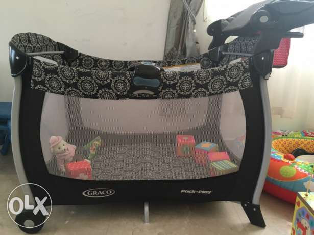 Graco play n pack for sale