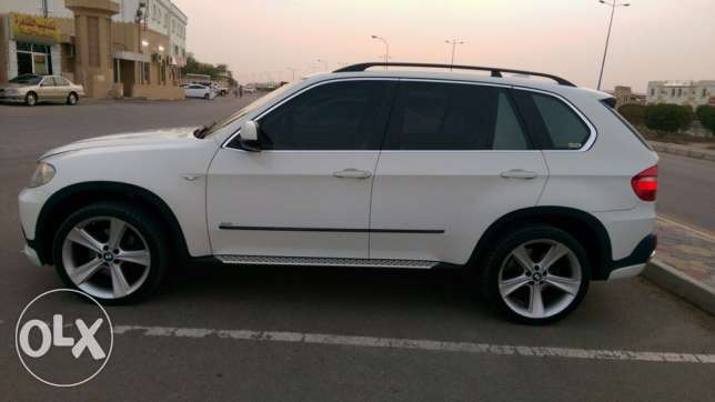 BMW X5 model 2007 for argent sale عبري -  1