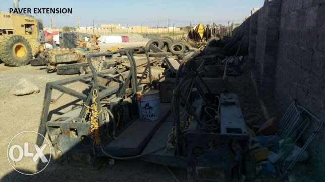 Road construction vehicles for sale مسقط -  1