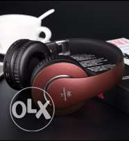 Bluetooth Stereo Headset with Mic, mp3 support , FM radio,