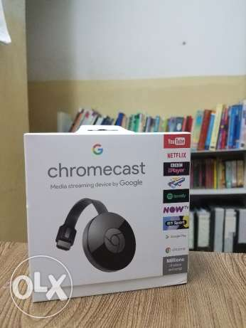 Google Chrome cast 2 - Brand new